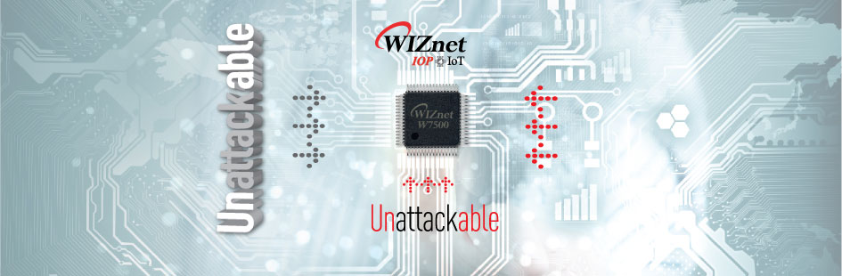 W7500 MCU Launched!