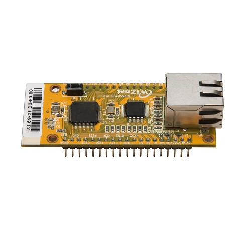 02: web server module using w5500 & cortex-m3