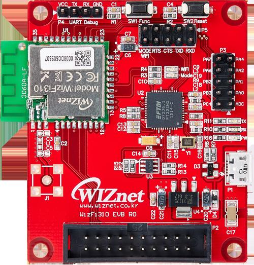 wizfi310-evb-500