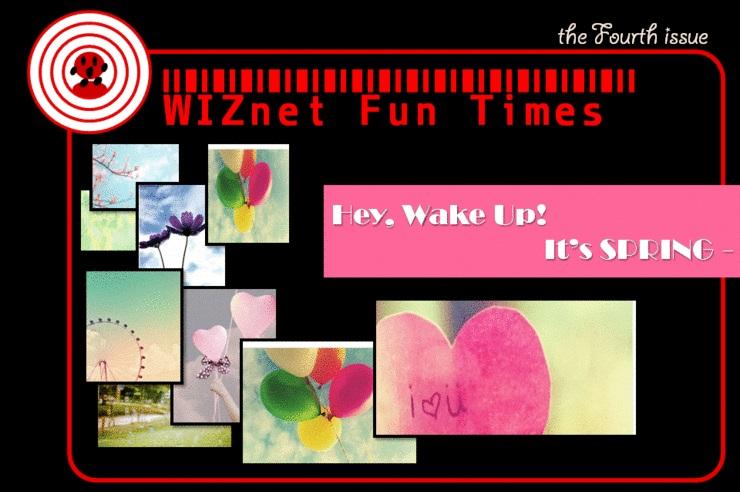 WIZnet Fun Times, 4호 (특색있는 직원들의 인터뷰)
