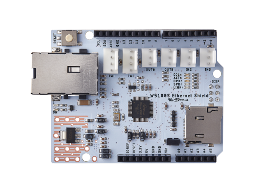 W5100S Ethernet Shield
