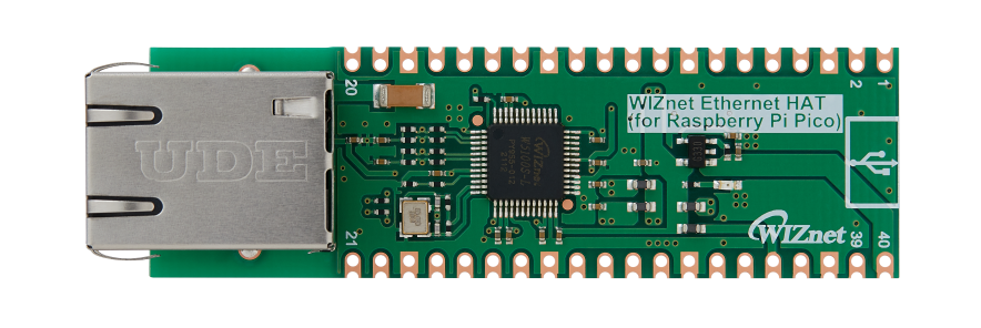 WIZnet Ethernet HAT